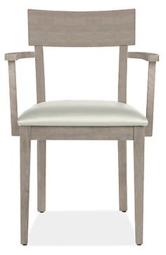 Doyle Leather Dining Chairs - Modern Dining Chairs - Modern Dining Room Furniture - Room & Board
