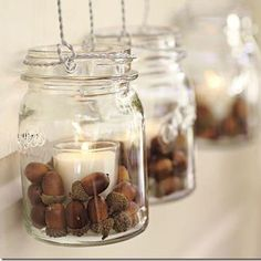 love this! Can easily replace acorns with buckeyes!