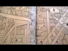 Check Out Jaynas Pick THE TIME GARDEN Coloring Book Will Sweep