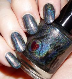 Velvet 5ml: Custom Hand-Mixed Linear Holographic by PrettyJelly