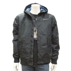 CAT FULTON JACKET 2313217 BLACK