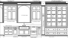 Laurel Bern, an interior designer in Westchester County NY, shares her plans for a classic kitchen renovation in Bronxville, NY. featuring custom cabinetry