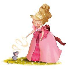 la fiancée au beurre salé: illustration©emmanuelle colin