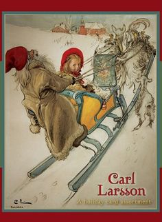 Carl Larsson Holiday Boxed Card Assortment by Carl Larsson http://www.amazon.com/dp/0764955020/ref=cm_sw_r_pi_dp_IxmEub0180CE1