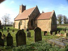 Baxterley church warwickshire