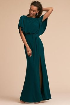 Emerald Lena Dress |