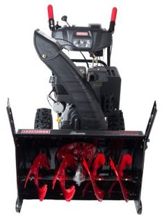 CRAFTSMAN®/MD 357cc 28'' Steerable Snowblower - Sears | Sears Canada