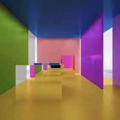 SnapWidget | WOW ☆ Benieuwd of het EH&I-paviljoen in het echt net zo mooi wordt als op deze computertekening? Kom gewoon kijken op de vt wonen&design beurs: nog maar 1 nachtje slapen! Ons kleurrijke spiegelpaleis is trouwens ontworpen door @i29architects #youreinvited #opening #ehipaviljoen #vtwdbeurs #woonbeurs