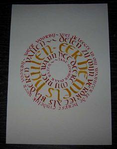 Fabke's Kalligrafie website