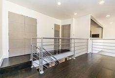Upstairs loft corridor
