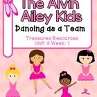 This packet includes resources to use with the Treasures reading program forThe Alvin Ailey Kids. I have included everything you need for a focus w...