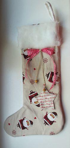 Nikolausstiefel groß Weihnachtsmänner  http://de.dawanda.com/product/73467335-Nikolausstiefel-gross-Weihnachtsmaenner
