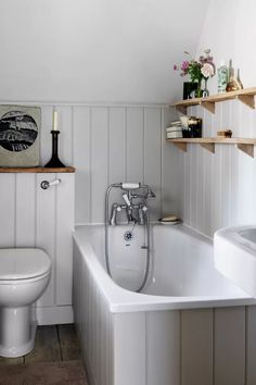 New Bathroom Grey Small Interior Design Ideas Small Cottage Bathrooms, Grey Bathrooms, Small Rooms, Small Bathroom, Small Spaces, Bathroom Ideas, Bathroom Designs, Cottage Bathroom Design Ideas, Cottage Showers