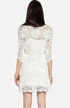 Fancy at sexy lace crochet design and want to look elegant? Look for unique crochet lace dress pattern? This pure white crochet lace dress is the one you were searching! You can completely change up this dress by simply picking a different color. It will look really different. You are sure to get noticed when you turn up wearing this lace crochet dress for dinner parties and festive occasions. It is sexy and unique. A little black dress is a wardrobe essential for most women. What do you…