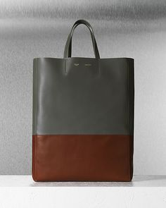 CÉLINE fashion and luxury leather goods 2012 Fall - Cabas - 37