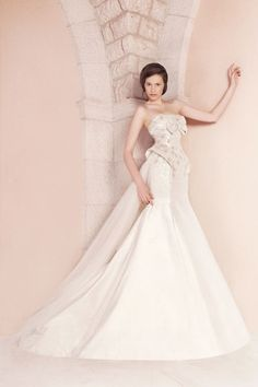 Georges Hobeika Bridal Gown Collection 2011 Wedding Dresses