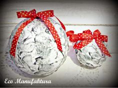 christmas ornaments by Eco Manufaktura