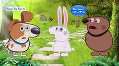 Peppa Pig En Español The Secret Life of Pets 2016 Peppa Pig Español