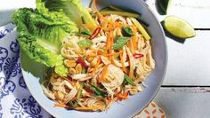 Chicken vermicelli salad - The Globe and Mail