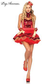 Une soirée au cabaret ! Vous allez exalter de belles émotions avec cette tenue de serveuse de cabaret vintage. Un style vraiment beau et qui rappellera sans problème l'ancienne période très convoitée par les partisans du glamour.  http://www.cybelelingeriedecharme.fr/172890:leg-avenue-robe-satinee-rouge-pour-serveuse-cabaret-vintage-epoque-cybele-lingerie-de-charme-marque-leg-avenue-85022.htm