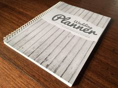 Wedding Planner Book 150 Page By WeddingToolzStore
