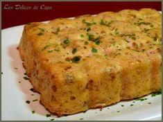 Gâteau de pain au jambon et au comté1