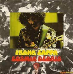 Frank Zappa Cosmik Debris  #FrankZappa  #CosmikDebris  #MothersOfInvention  #Apostrophe  #Blues  #Kamisco