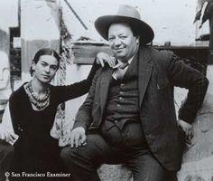 FRIDA and DIEGO RIVERA