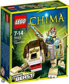 LEGO Legends of Chima: Lion Legend Beast