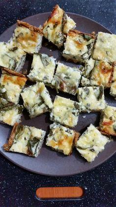 Plăcintă low-carb cu brânză. busuioc și spanac, o explozie de arome. Fără gluten, conținut minim de glucide. Keto, Lchf, Spanakopita, Zucchini, Low Carb, Gluten Free, Cheese, Vegetables, Cooking