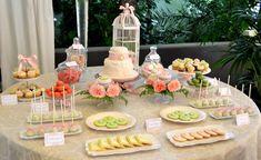CupcakesHouse – Mesa de Dulces, Boda Vintage