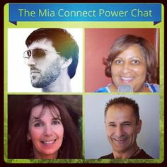 The Mia Connect Power Chat on Google + via @Mia Voss