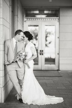 Kelsey & Kevin : Oquirrh Mountain Temple