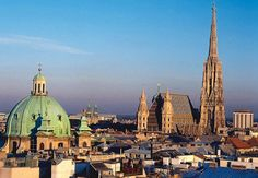 St. Stephen's Cathedral Vienna •• Photo Images of St. Stephen's ...