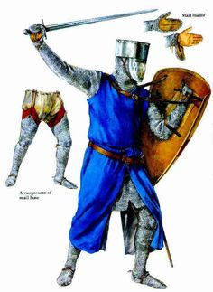 12th century knight