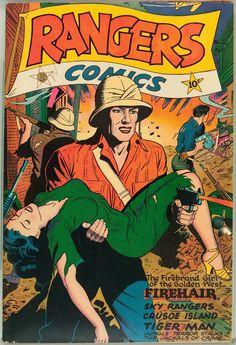 Rangers Comics #30   comic books comics