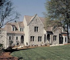 Eplans French Country House Plan - Ideal For Sloping Lots - 6414 Square Feet and 4 Bedrooms(s) from Eplans - House Plan Code HWEPL04034