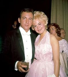 "Academy Awards: 33rd Annual,"" Bobby Darin and Sandra Dee. 1961."