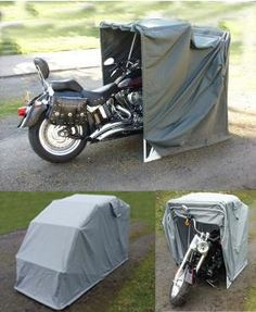 No Contact Motorcycle Cover Park Your Bike When It Is Hot This 100