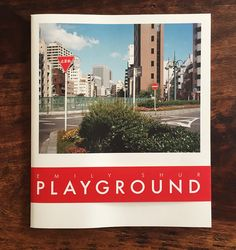 """Emily Shur has a new self-published book out. """"Playground"""" is a collection of images documenting Shur's travels throughout Japan. Very cool!"""