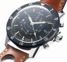 Sinn Chronograph Tachymeter Limited Edition Watch