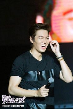 Lee Min Ho ♡ #Kdrama - My Everything Global Tour