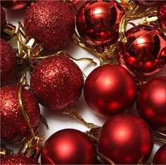 24pcs/ lot Christmas Tree Decor Ball Bauble Hanging Xmas Party Ornament decorations for Home New