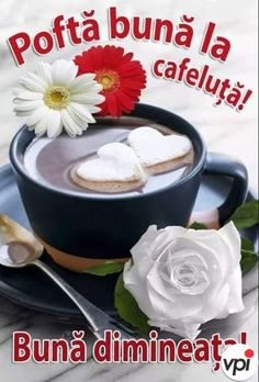 Good Morning, Tableware, Ethnic Recipes, Pastel, Internet, Happy Birthday, Good Night, Hapy Day, Buen Dia