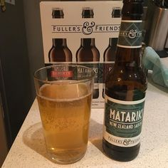 2/6 matariki saison from @fullers and @mcrbrewingco Quality. #adventuresinale