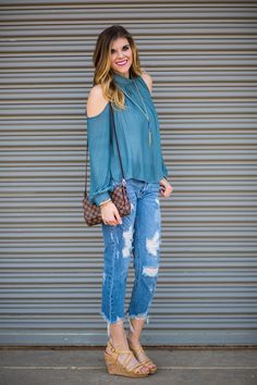 Boyfriend Jeans | Why you need them - Everyday With Bay
