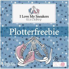 Stoff und Liebe Blog: [ PLOTTERFREEBIE - I LOVE MY SNEAKERS ]