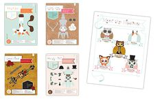 The Observation of Hipster Kitties is a paper toy book with custom templates and designs made by me. Ever since I first put my eyes on a downloadable paper toy, I have wanted to make a book of my own. I love cats and am fascinated with the internet sensa…