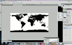 Sam Fuller, again, so this is a basic tutorial on creating a 3d extruded world in C4D. I had to make one for a job and the stuff that people charge for them are…