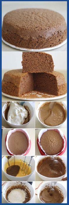 BIZCOCHO esponjoso de chocolate para que os quede asi! #bizcochodechocolate #cake #chocolatecake #panfrances #pain #bread #breadrecipes #パン #хлеб #brot #pane #crema #relleno #losmejores #cremas #rellenos #cakes #pan #panfrances #panettone #panes #pantone #pan #recetas #recipe #casero #torta #tartas #pastel #nestlecocina #bizcocho #bizcochuelo #tasty #cocina #chocolate Si te gusta dinos HOLA y dale a Me Gusta MIREN...